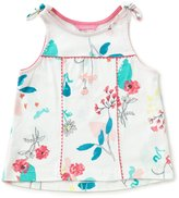 Joules Little Girls 3-6 Naomi Floral Tank Top
