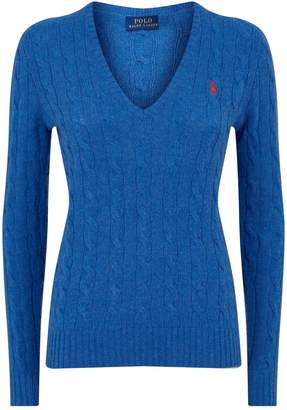 Ralph Lauren Cable-Knit Sweater