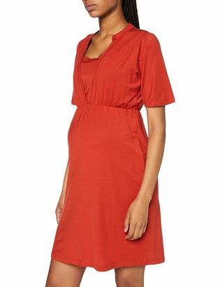 Mama Licious Mamalicious Women's MLALTINA TESS 2/4 Jersey ABK Dress 2F