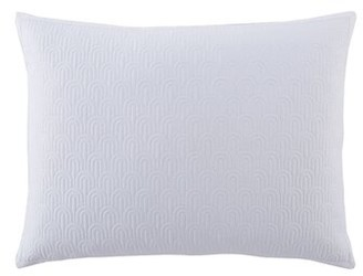 Ted Baker Quilted Scallop Sham Size: Standard