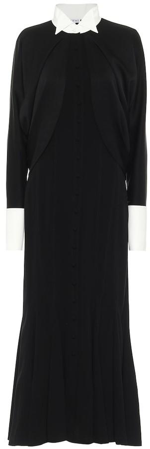 Loewe Maxi shirt dress