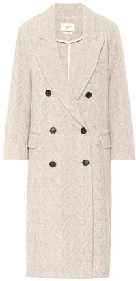 Etoile Isabel Marant Ojima wool-blend coat
