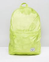 Herschel Packable Daypack in Bright Green