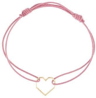 ALIITA Heart-Motif Adjustable Bracelet