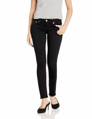 True Religion Women's Stella Low Rise Skinny Fit Jean