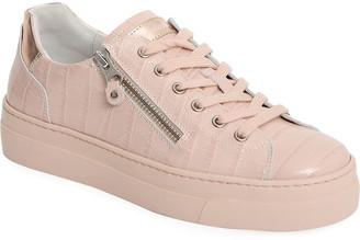 Nero Giardini Zipper Sneakers