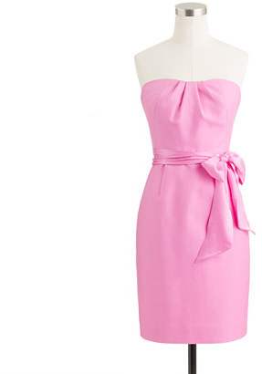 J.Crew Lacey dress in cotton cady
