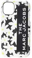 Marc Jacobs iPhone 11 Case (Black/White) Cell Phone Case