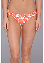 Shoshanna Coral Reef Loop Bikini Brief