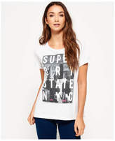 Superdry Women's NYC State T-Shirt