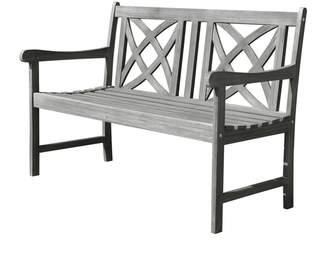 Vifah Renaissance Wooden Garden Bench