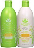 Nature's Gate Chamomile Replenishing, DUO Set Shampoo + Conditioner, 18 Ounce
