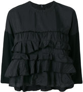 Comme des Garcons pleated top