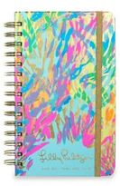 Lilly Pulitzer Sparkling 17-Month Medium Daily Agenda