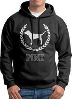 Sarah Men's Victoria's Secret Pink Hoodie S