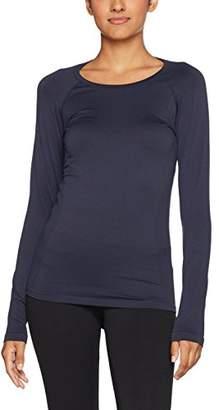 Skiny Women's SK8Y6 Shirt Langarm Sweatshirt