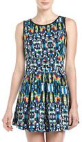Romeo & Juliet Couture Digital-Graphic Style Dress