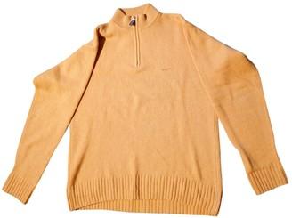 Ungaro Orange Wool Knitwear & Sweatshirts