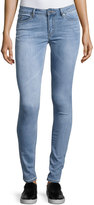 Cheap Monday Prime Low-Rise Skinny Jeans, Forgotten Blue