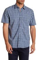 James Campbell Esse Regular Fit Short Sleeve Shirt
