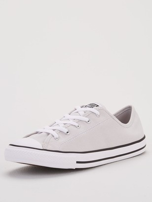Converse Chuck Taylor All Star Dainty - Grey
