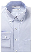 Daniel Cremieux Non-Iron Fitted Classic-Fit Button-Down Collar Dress Shirt