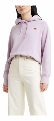 Levi's Women's Sport Sweatshirt Hoodie