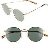Raen Men's Benson 51Mm Polarized Sunglasses - Japanese Gold/brindle Tortoise