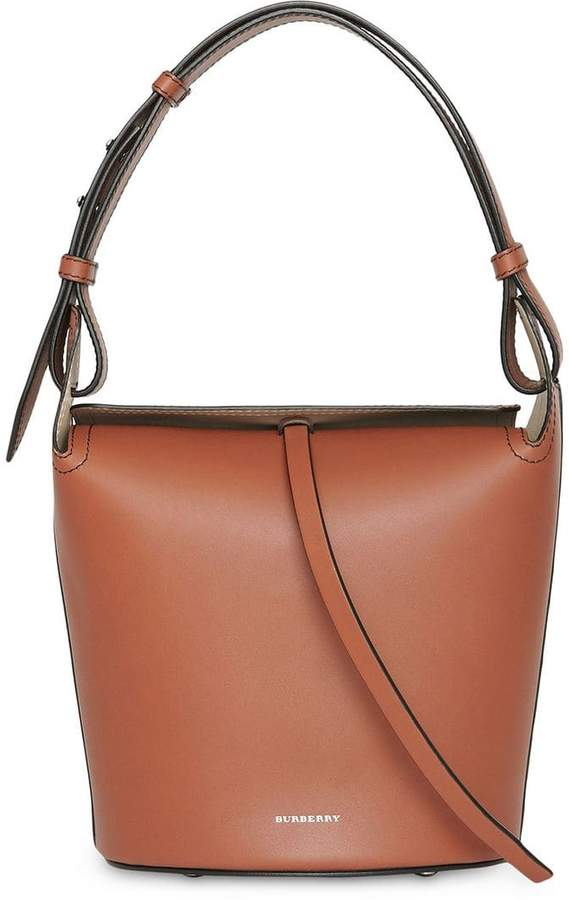 a1f46476602f Burberry Brown Shoulder Bags - ShopStyle