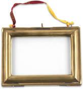 """Nkuku Kariba Antique Brass Frame - Landscape - 4x6"""""""