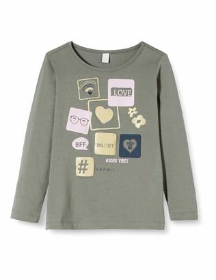 Esprit Girl's Rq1014301 T-Shirt Ls