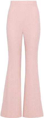 Balmain Tweed Flared Pants