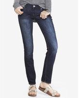 Express low rise skinny leg jean