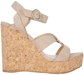 Jimmy Choo Aleili Wedge Sandals