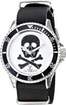 Toy Watch Men's S01WH Analog Display Quartz Black Watch