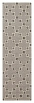 "Nobrand No Brand Candler Wool Runner - Soft Taupe (2'3"" X 8' RUNNER )"