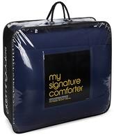 Bloomingdale's My Signature Blue Down Alternative Comforter, Full/Queen