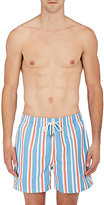 "Solid & Striped Men's ""The Classic"" Swim Trunks-BLUE"