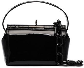 Gu De Cable Chain Shoulder Bag