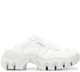 Rombaut Boccaccio backless low-top sneakers