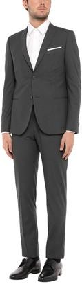 Grey Daniele Alessandrini Suits