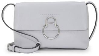 Vince Camuto Plum Leather Crossbody Bag