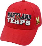 Top of the World Maryland Terrapins Adjustable Cap