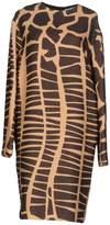 MSGM Knee-length dresses - Item 34758748