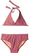 Toobydoo Red/Blue String Bikini (Infant/Toddler/Little Kids/Big Kids)