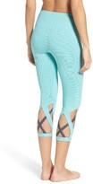 Zella Women's High Waist Camila Crop Leggings