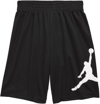 Jordan Kids' Jumpman Wrap Mesh Shorts