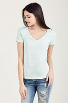 True Religion Crafted With Pride Womens Tee