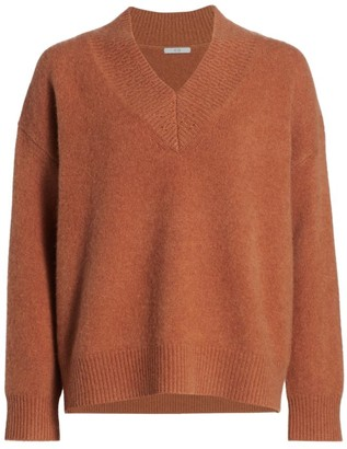 Co Cashmere V-Neck Sweater