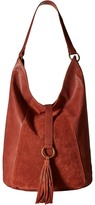 Gabriella Rocha Rebeca Hobo Purse with Tassel